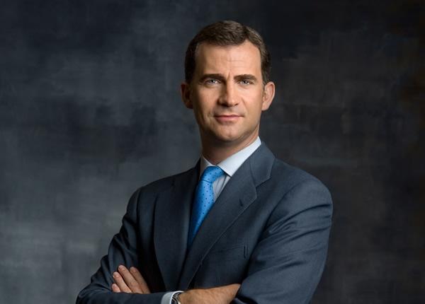 SAR King Felipe VI